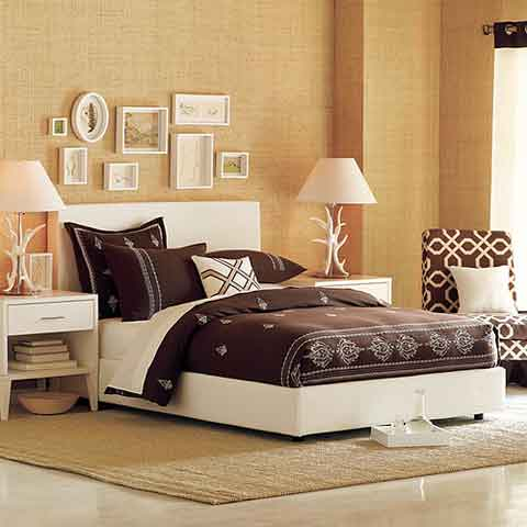 Bedroom decorating ideas cheap Photo - 1