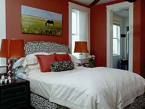 Bedroom decorating ideas on a budget Photo - 1