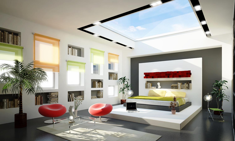 Bedroom design Photo - 1
