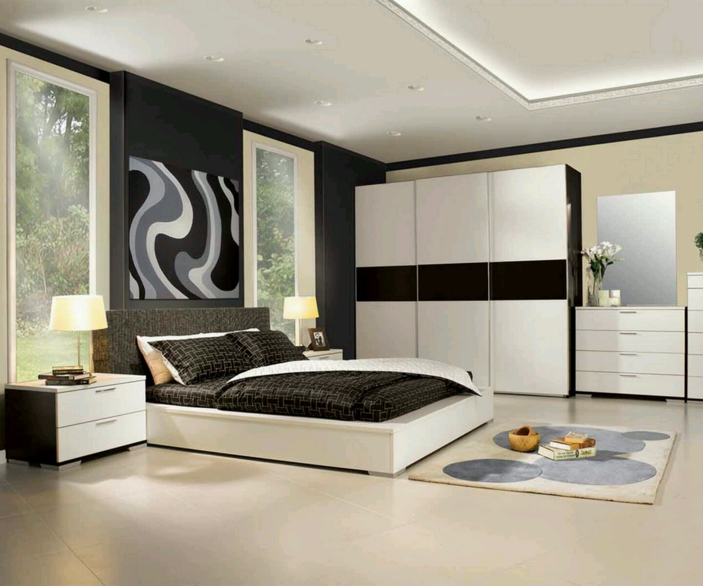Bedroom design furniture Photo - 1