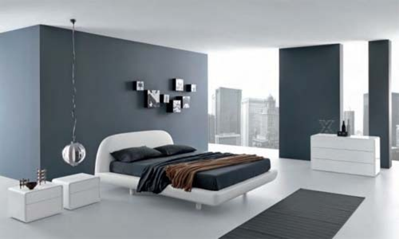 Bedroom design paint ideas Photo - 1