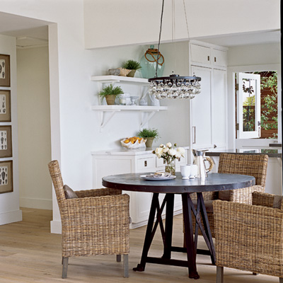 Gallery For Beach Themed Dining Room Tables