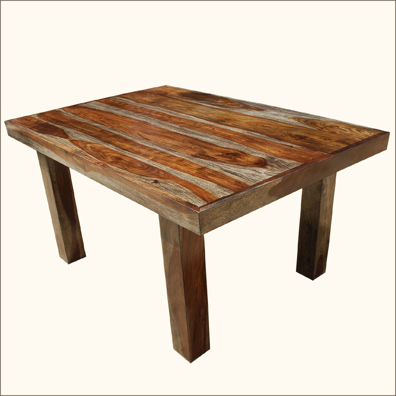 Unique Wood Dining Tables Large And Beautiful Photos