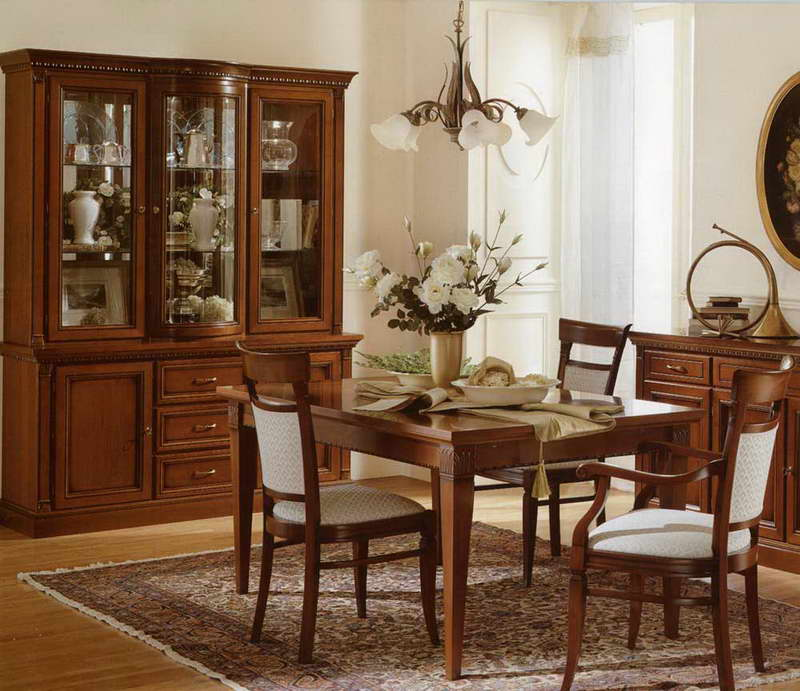 Ideas for decorating a dining room - large and beautiful photos ...