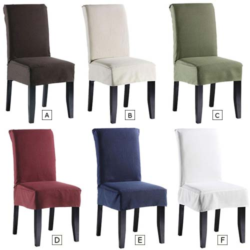 Dining room chair seat protectors