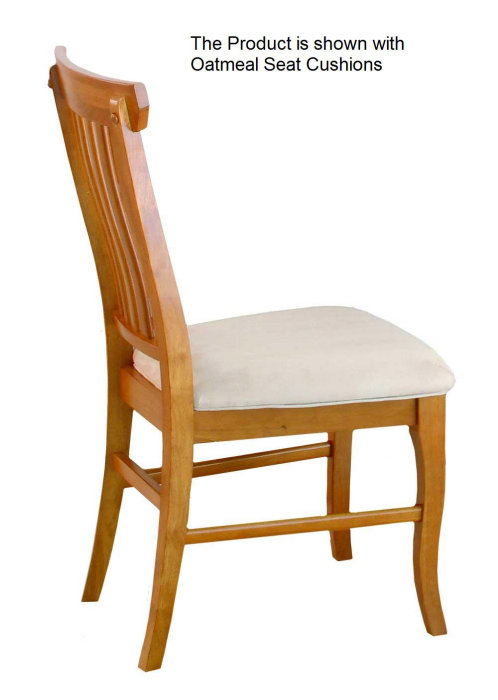 Dining chair seat cushions Photo - 1