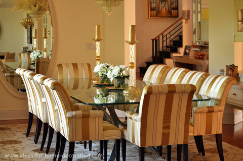Dining Room Chair Fabric Ideas ...