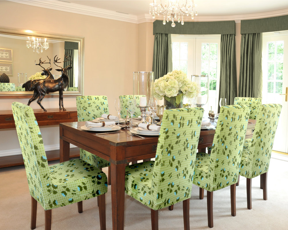 Dining Room Chair Slipcover Pattern
