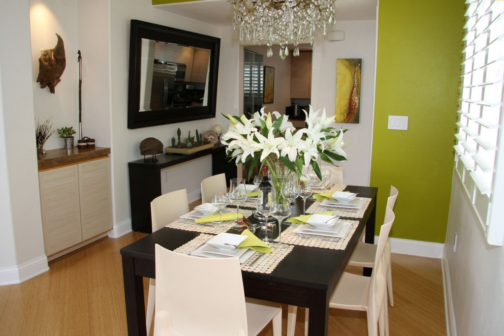 Dining room decorating ideas Photo - 1