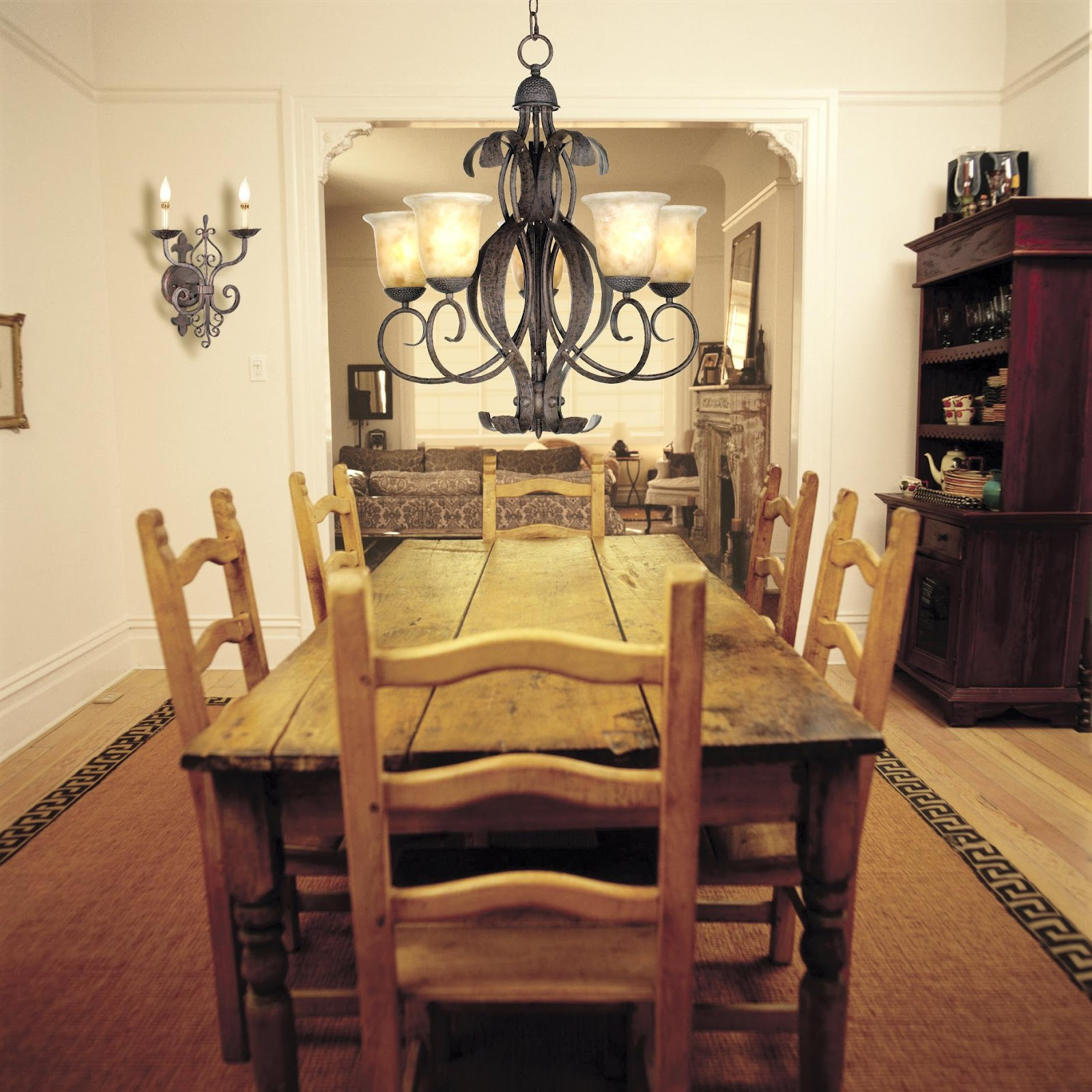 Small dining room chandeliers large and beautiful photos photo to dining room table chandeliers aloadofball Gallery