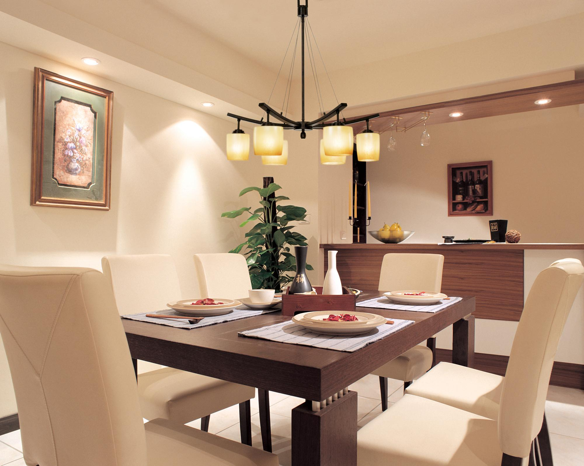 Light Fixtures Dining Room Ideas Part - 48: Dining Room Table Light Fixtures ...