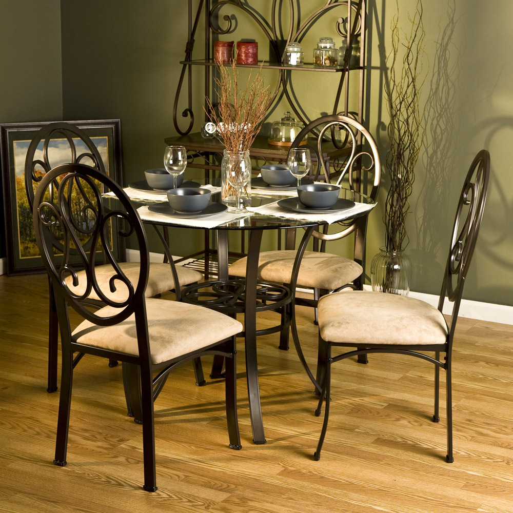 Dining room tables decor Photo - 1