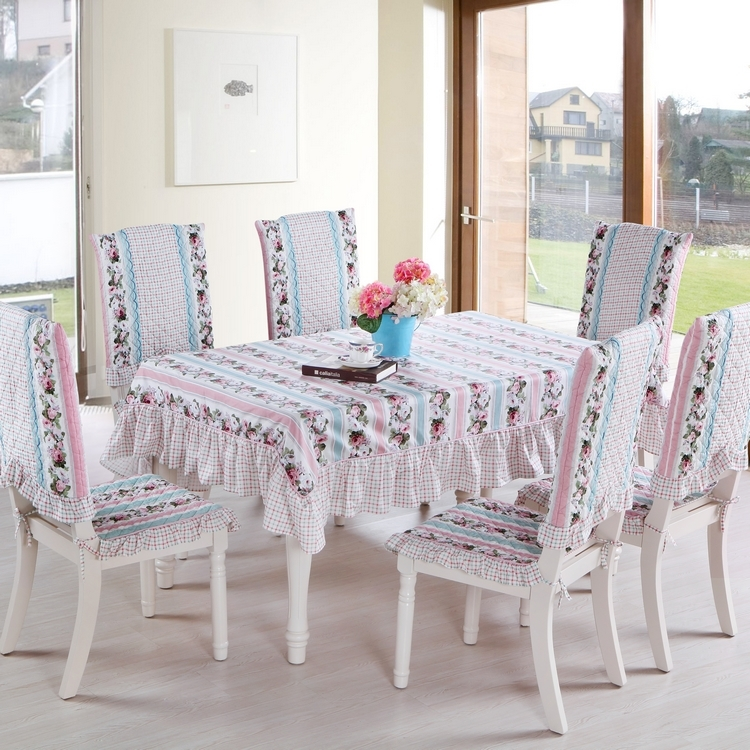 Dining Table Chair Covers ...