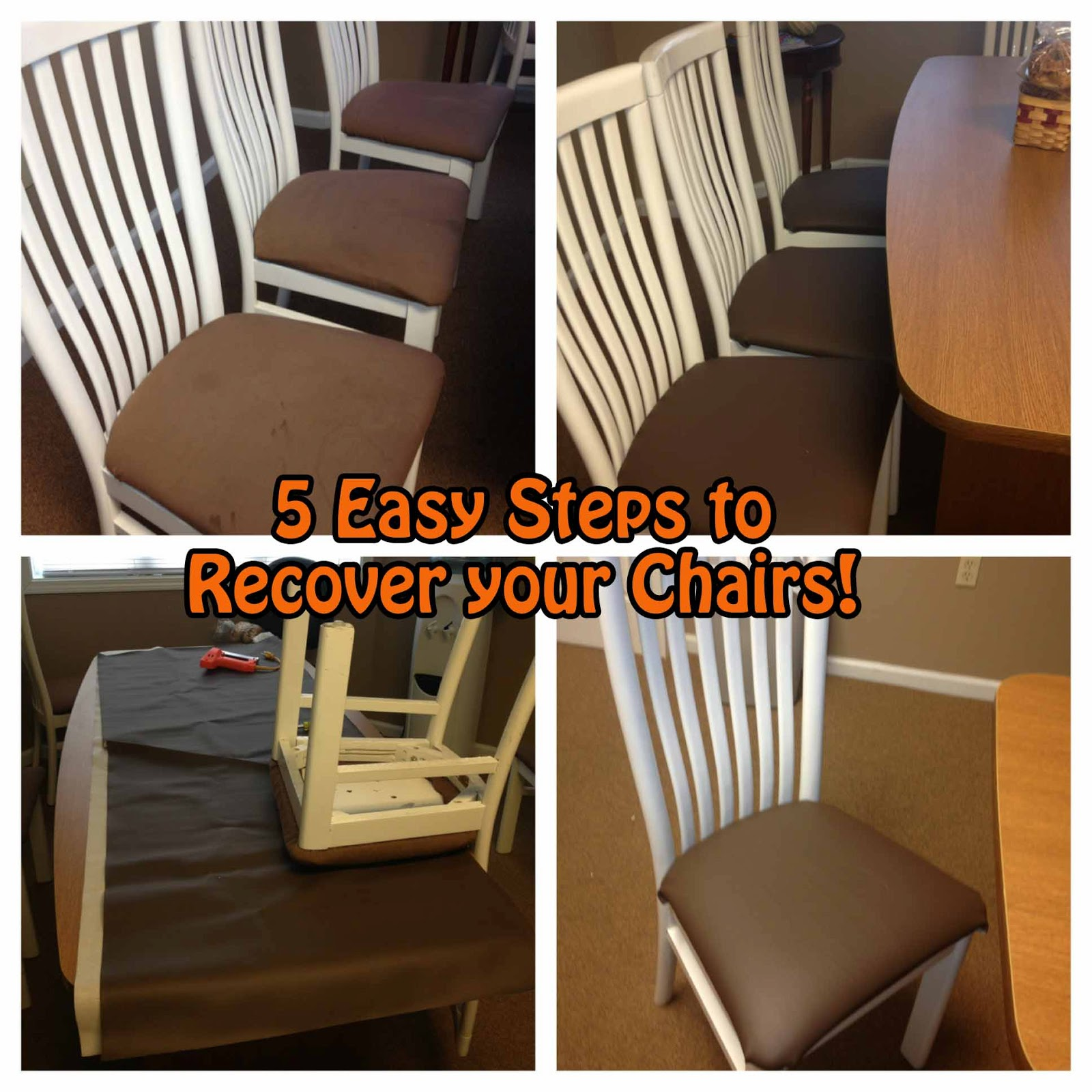 Diy dining room chairs Photo - 1