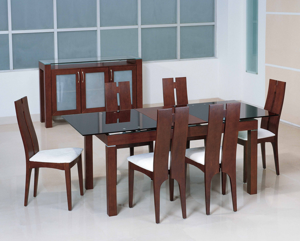 Expandable dining room tables Photo - 1