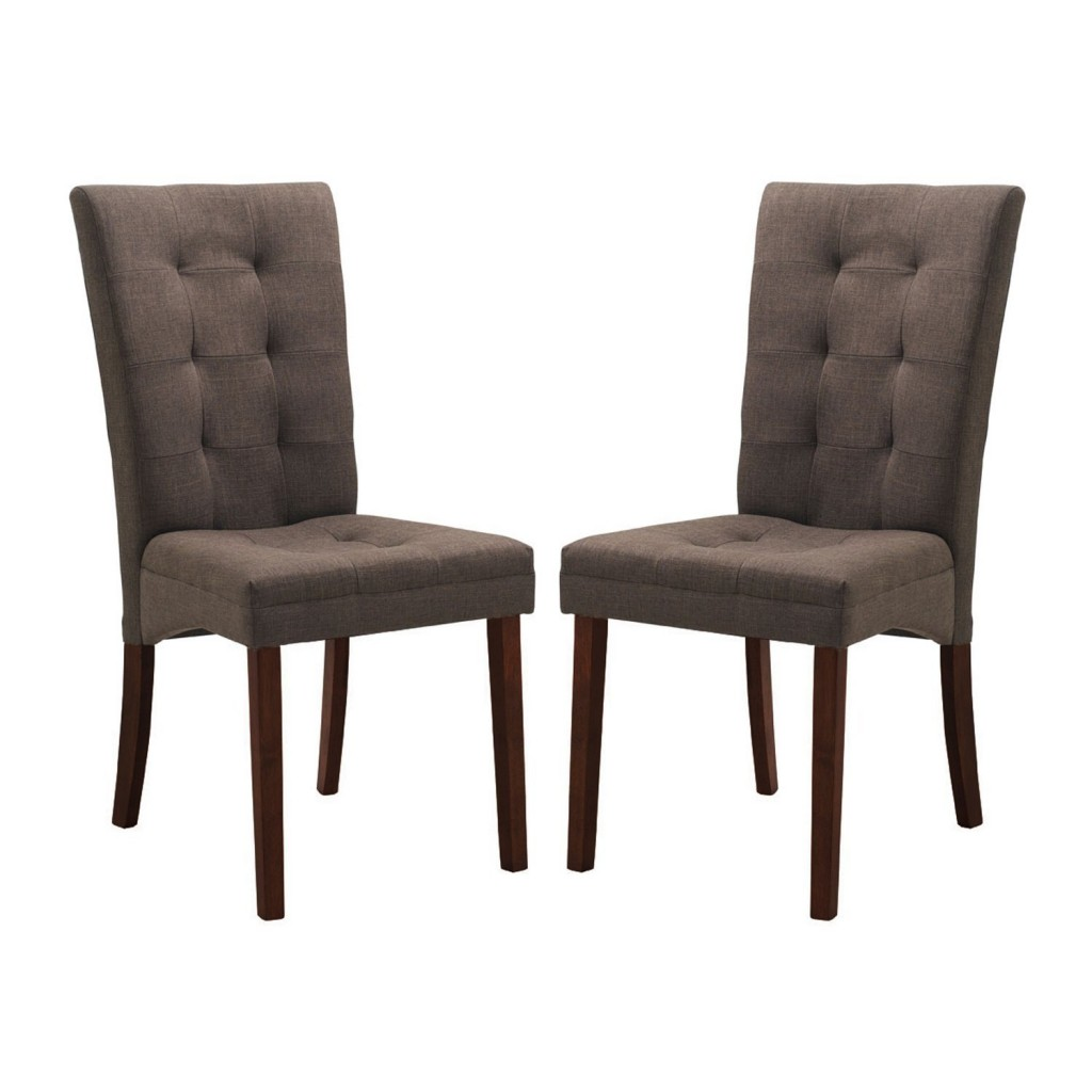 Fabric dining chairs Photo - 1
