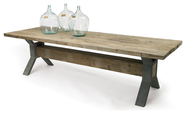 Farmhouse rustic dining table Photo - 1