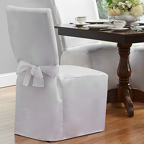 How to cover a dining room chair Photo - 1