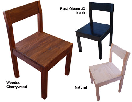 How to make a dining chair Photo - 1