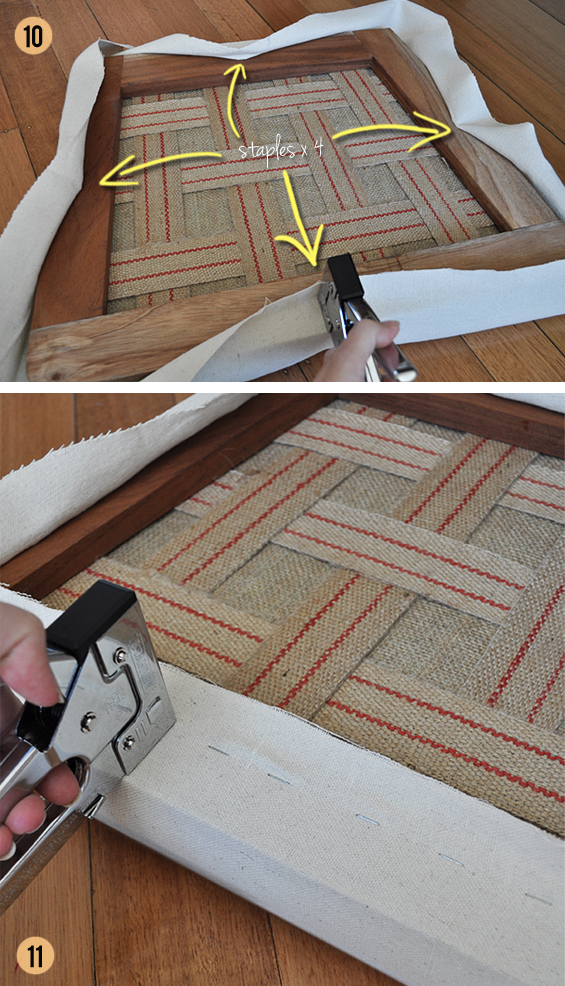 How to upholster a dining chair Photo - 1