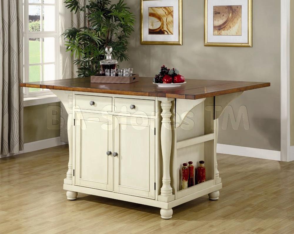 Kitchen island dining table Photo - 1