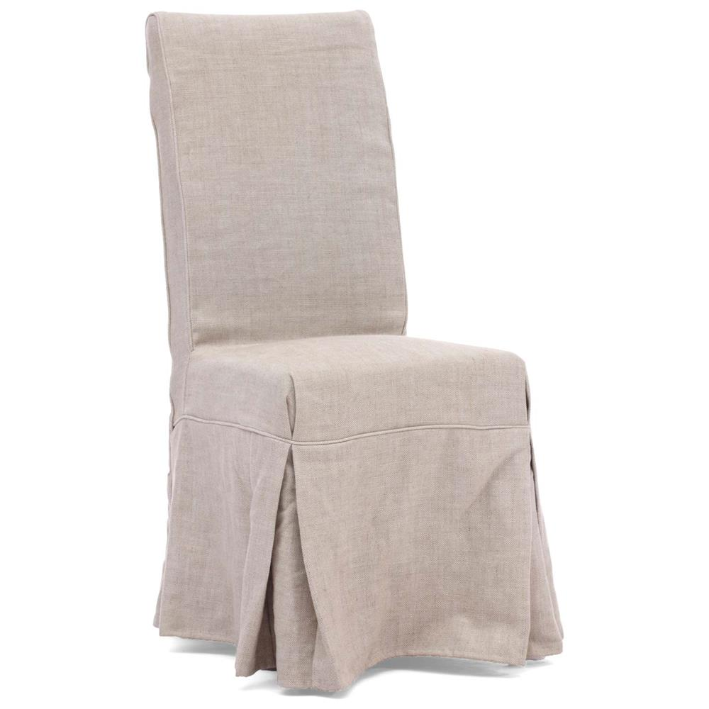 Linen dining chair slipcovers Photo - 1