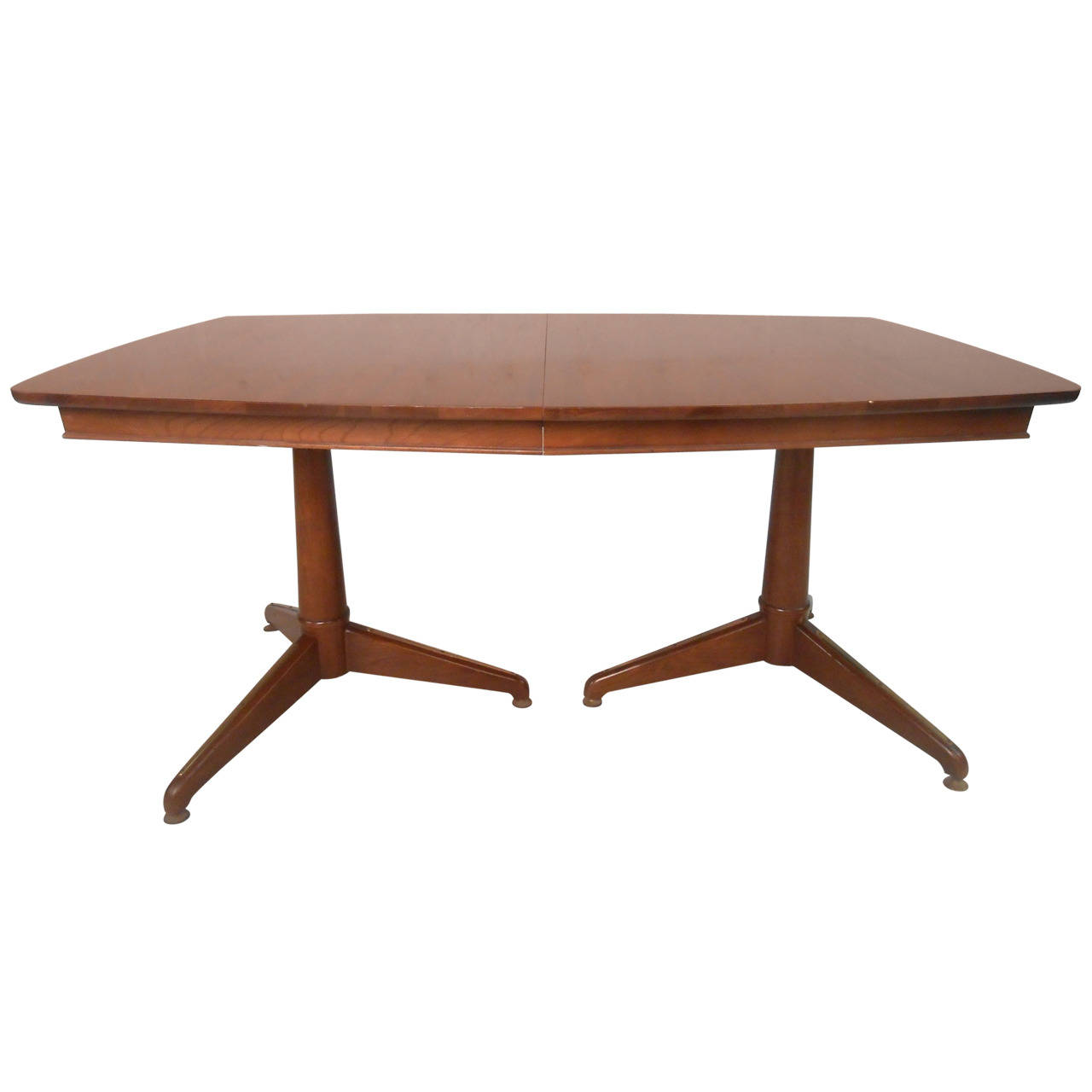 Mid Century Modern Dining Room Table How To Set A Dining Room Table