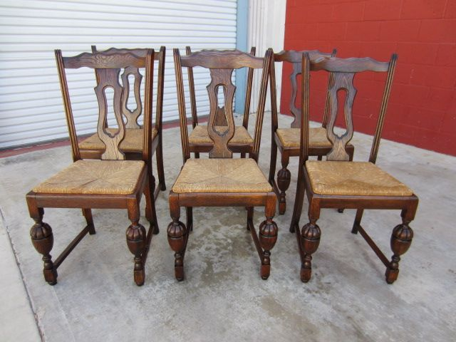 Old dining room chairs Photo - 1