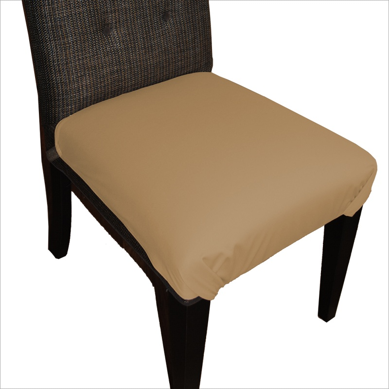 Seat covers for dining room chairs Photo - 1