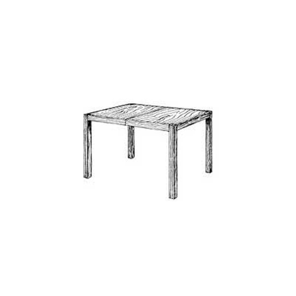 Simple dining table plans Photo - 1