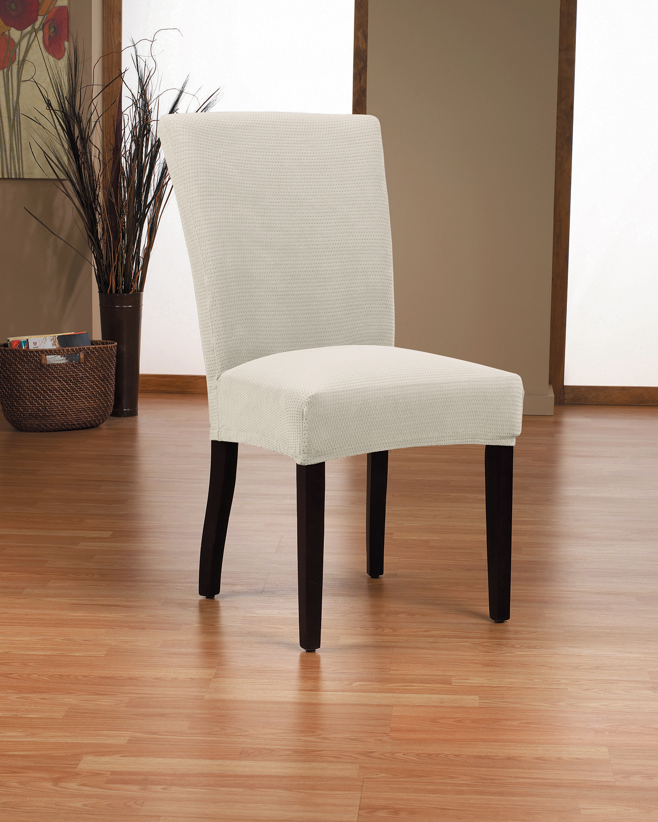 100 Dining Room Chair Covers Amazon Com Sure Fit