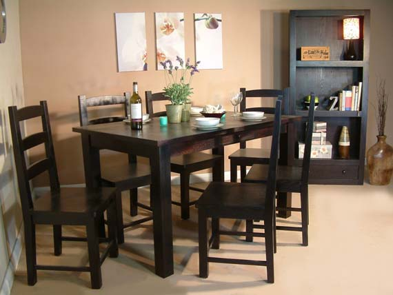 Small spaces archives page 2 of 6 design your home for Mini dining table designs