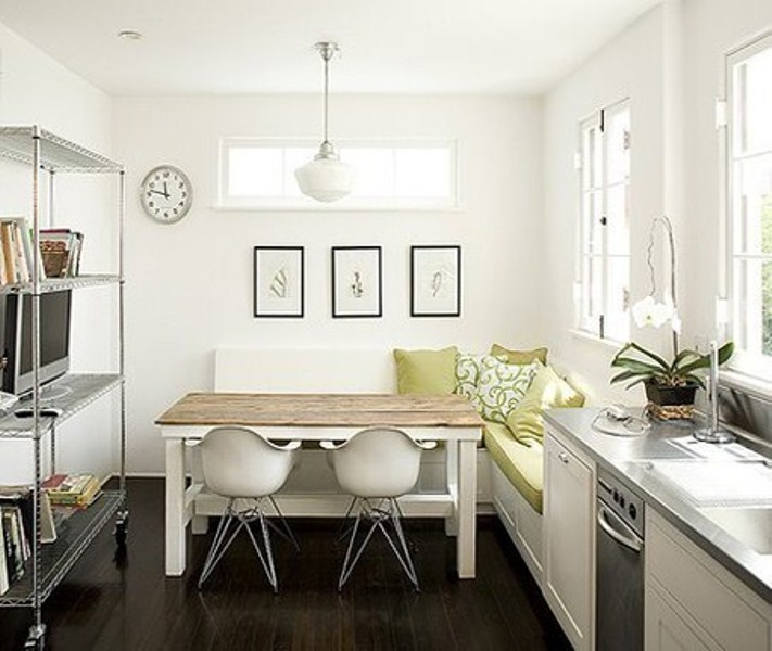 Kitchen Table Ideas For Small Spaces Part - 36: Small Kitchen Dining Table Ideas ...