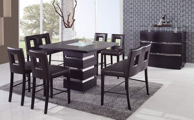 Dining room table archives design your home for Unique dining table sets