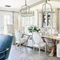 Chic dining rooms Photo - 1