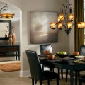 Cool dining room lights Photo - 1