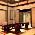 Design dining room Photo - 1