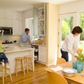 Dining room in kitchen Photo - 1