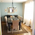 Dining room makeover Photo - 1