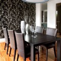 Dining room wallpaper Photo - 1