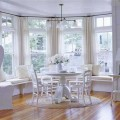 Dining room window treatments Photo - 1