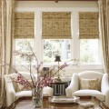 Dining room window valances Photo - 1