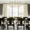 Dining room with wainscoting Photo - 1