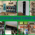 Diy garage storage shelves Photo - 1