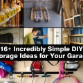 Diy garage storage solutions Photo - 1