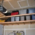 Easy garage shelves Photo - 1