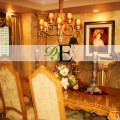 Formal dining room decor Photo - 1