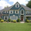 Garage door color ideas Photo - 1