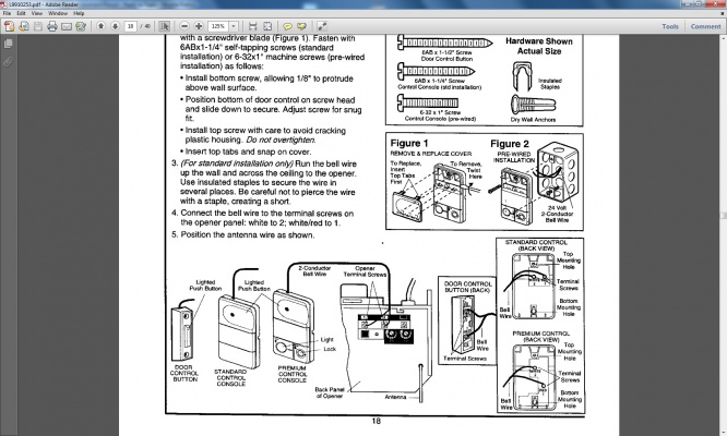 Craftsman Garage Door Opener Owners Manual Pdf Download