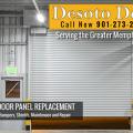 Garage door panel replacement Photo - 1